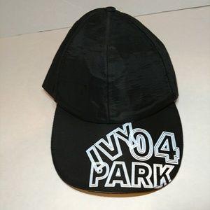 Ivy Park velcro strap cap